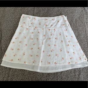 Nordstrom Frenchi Floral Skirt. Size XS